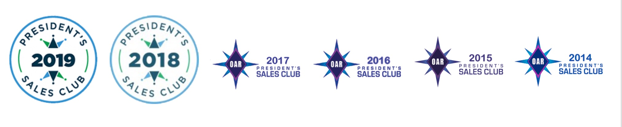 Presidents Sales Club
